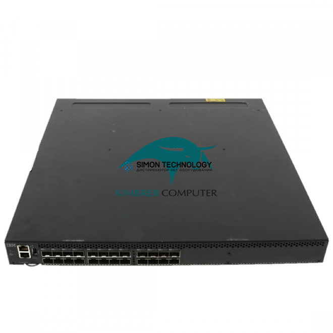 IBM 2498/F24 with 24 active ports & Trunking (2498-F24-24-7205)