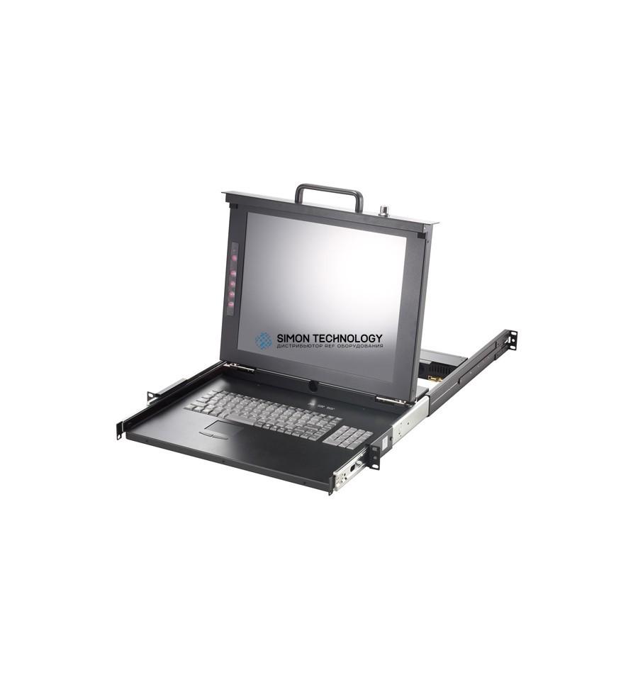 "VALUE 19"" LCD KVM Console. 19"". VGA. USB+PS/2. CH (26.99.0132)"