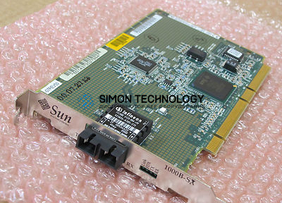 Сетевая карта Sun Microsystems SUN PCI GIGABIT FC NETWORK ADAPTER (270-4373-07)