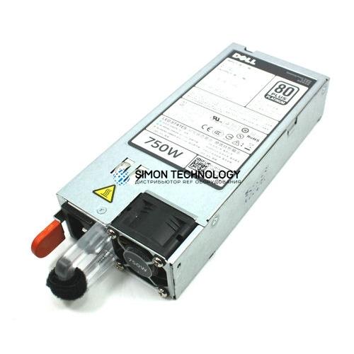 Блок питания Dell DELL PSU 750W for R620/720/820 (27F3G)