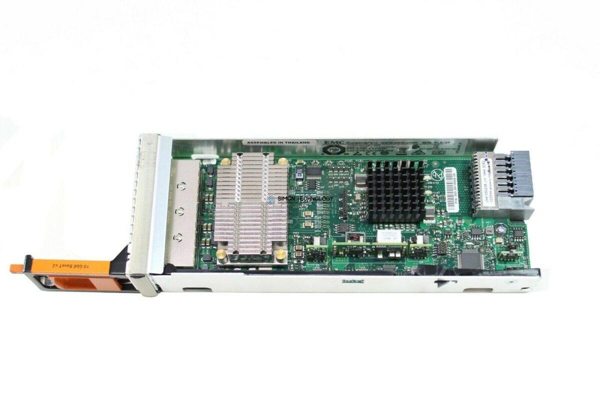 Модуль EMC EMC IO Module: 4-Port 10GbT (303-391-000A)