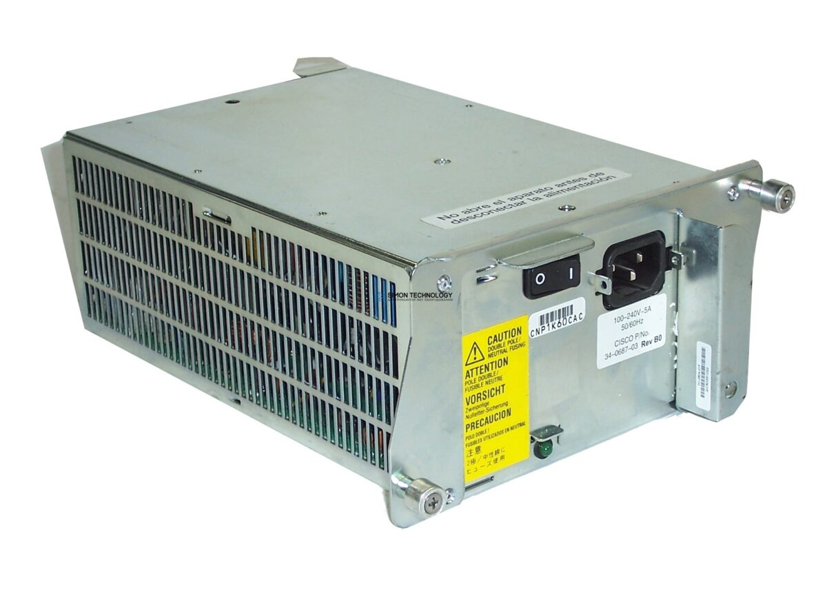 Блок питания Cisco CISCO Cisco7200 Power Supply (34-0687-03)