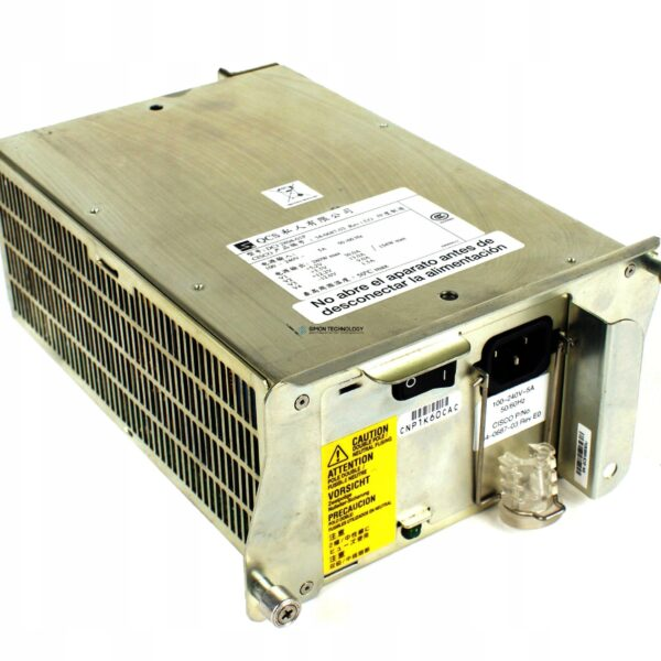 Блок питания Cisco CISCO 280W 7200 SERIES AC POWER SUPPLY (34-0687)