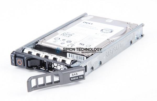 """Dell Dell HDD 300GB 2.5"""" 10K SAS 6gb/s HP (342-3408)"""