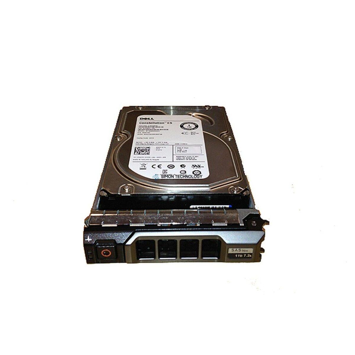 "Dell Dell HDD 1TB 3.5"" 7.2K SAS NL 6gb/s HP (342-3580)"