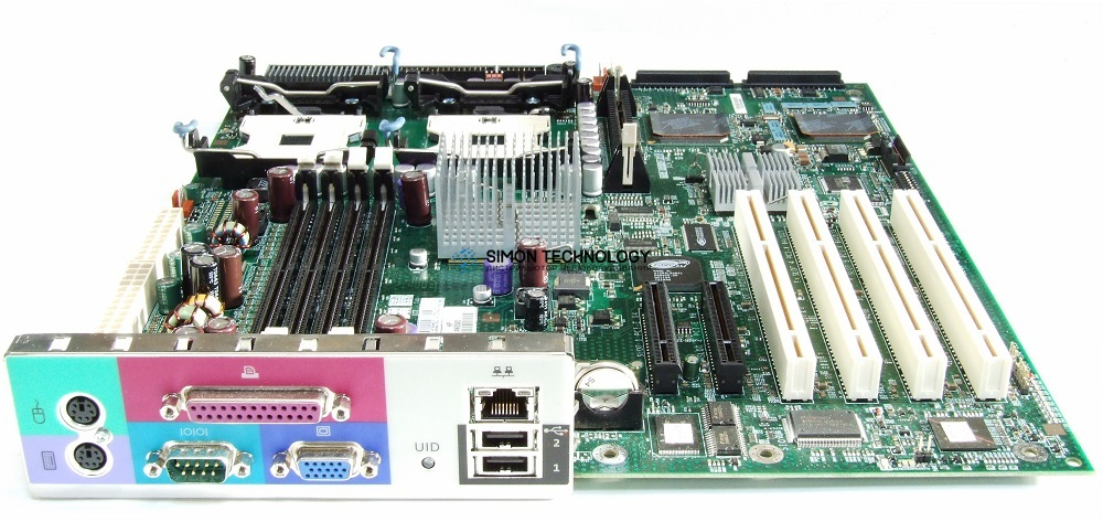 Материнская плата HPE HPE BD.SYS I/O.W.CPU CAGE (365062-001)