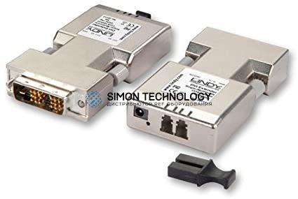 Lindy DVI-D Fibre Optic Extender LC Extend DVI-D (38113)