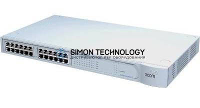 Коммутаторы 3Com HPE SS3 SW 3300 MM 24PT PACKAGED (3C16988A)