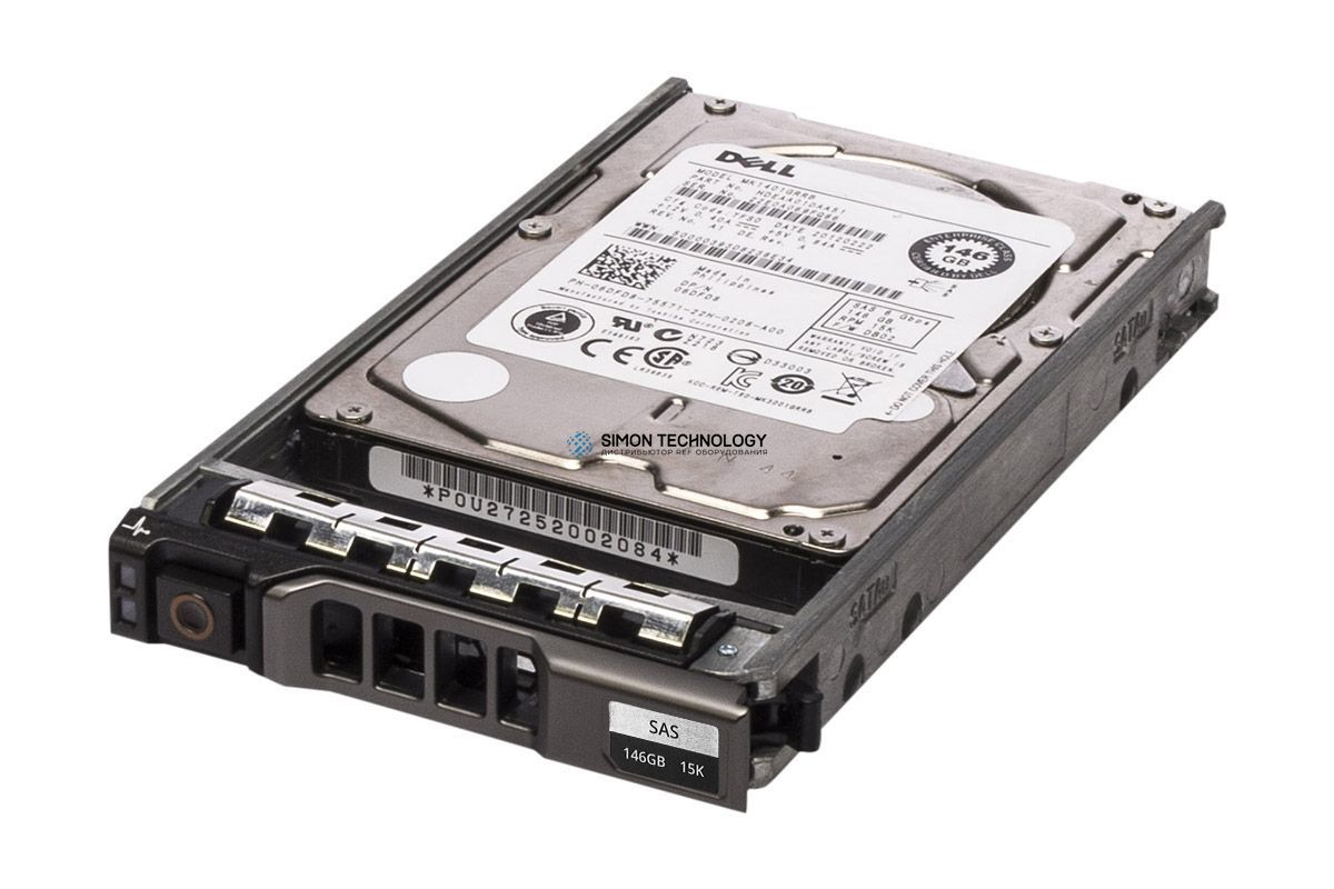 "Dell Dell HDD 146GB 2.5"" 15K SAS (400-22604)"