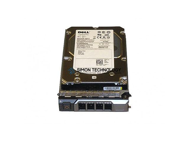 "Dell HDD 4TB 3.5"" 7.2K NL SAS 512n HP CK (400-ASHY)"
