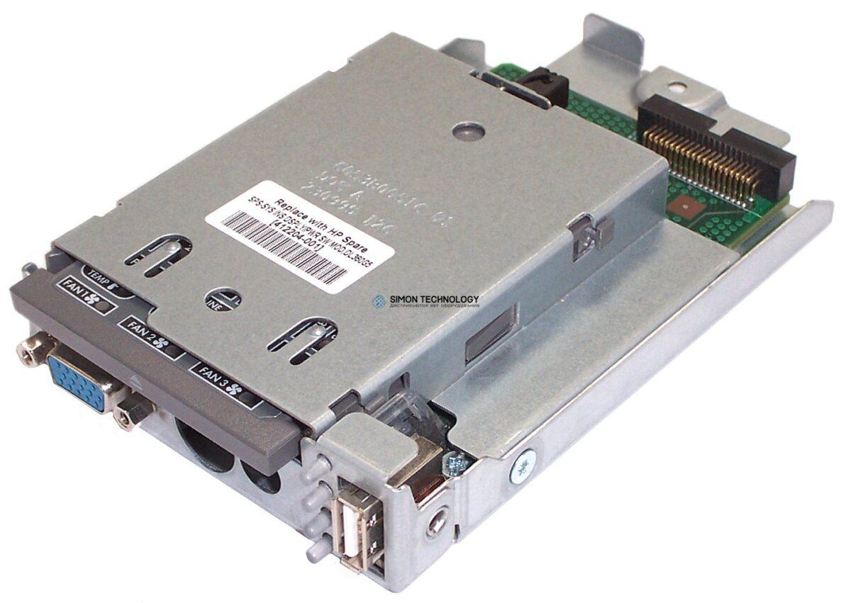 HP HPE SYS INS DSPLY/PWR SW MOD. DL360G5 (412204-001)
