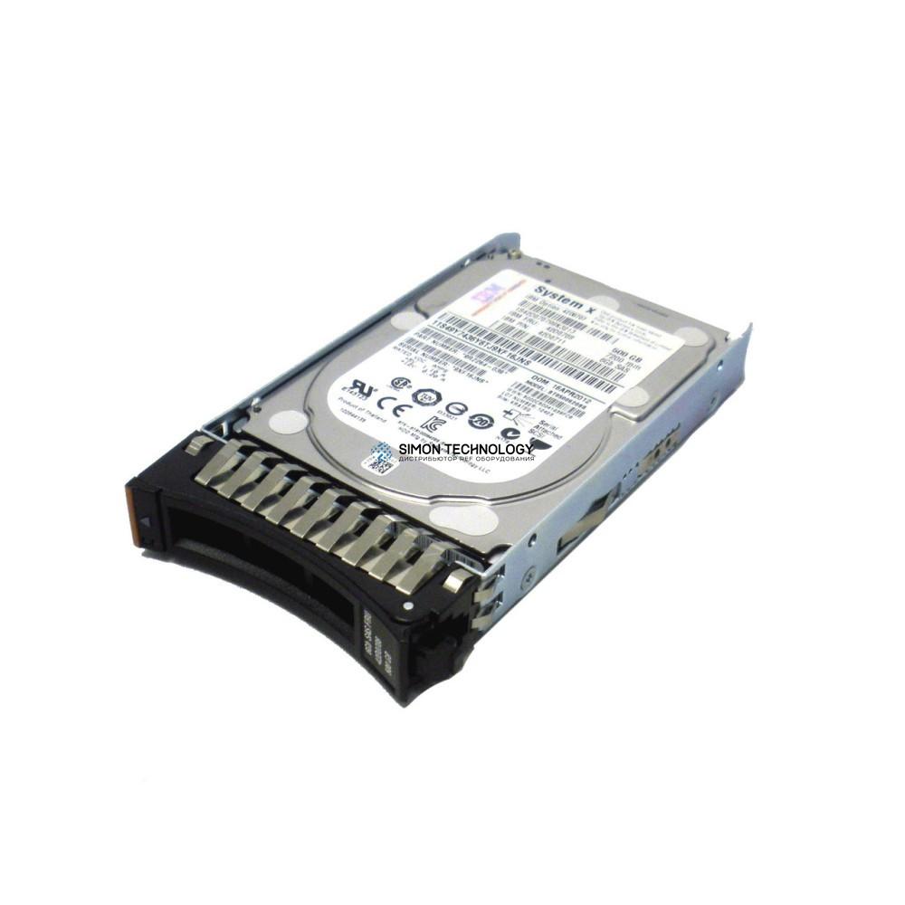 IBM IBM 500Gb 7.2k rpm 2.5in NL SAS G2 HS HD (42D0708-SUB)