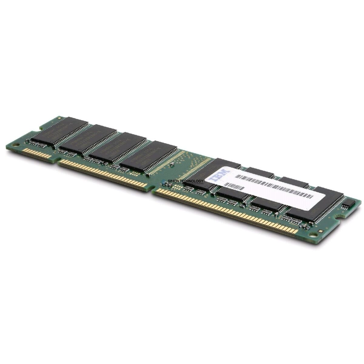 Оперативная память Micron IBM 4GB (2Rx8) 1.35V PC3L-10600 VLP RDIMM (43X5314)