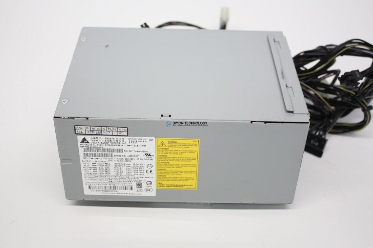 Блок питания HP Stromversorgung (intern) - 1050 Watt (442038-001)