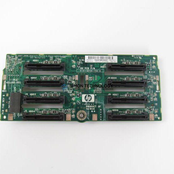 HP HP DL385 G5P/DL360 G6 SAS BACKPLANE (451283-002)