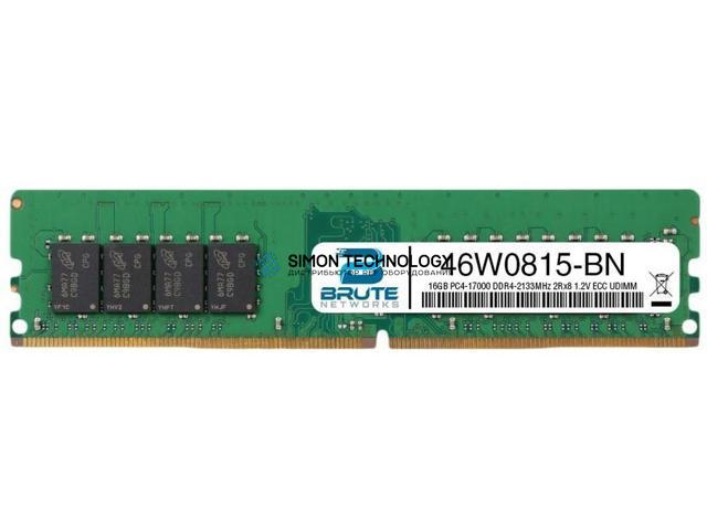 Оперативная память Lenovo Lenovo Memory 8GB UDIMM (46W0815)