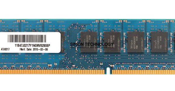 Оперативная память Lenovo Lenovo Memory 8GB (Dual-Rank x4) 1.35 V PC3-12800 (47J0217)