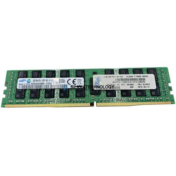 Оперативная память Samsung Lenovo Spare Memory 32GB TruDDR4 PC4-17000 (47J0256)