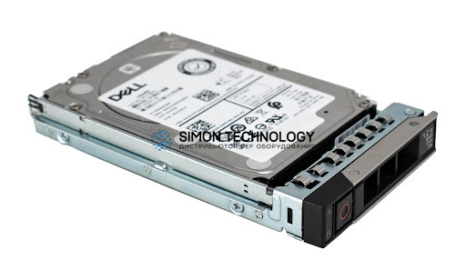 "HDD Dell Dell HDD 1.2TB 2.5"" 10K SAS 6G (4RYFR)"