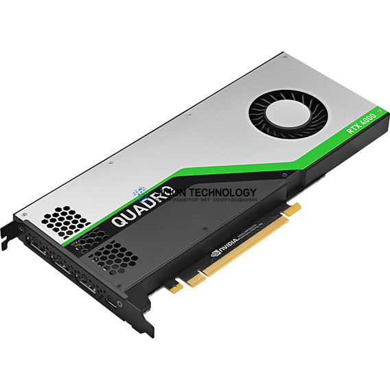 Видеокарта Lenovo Nvidia Quadro RTX4000 8GB GDDR5 DP*3 + USB-C (4X60V09656)