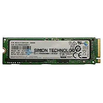 Lenovo ThinkPad 128GB M.2 PCIe NVMe SSD 2280 (4XB0N26469)