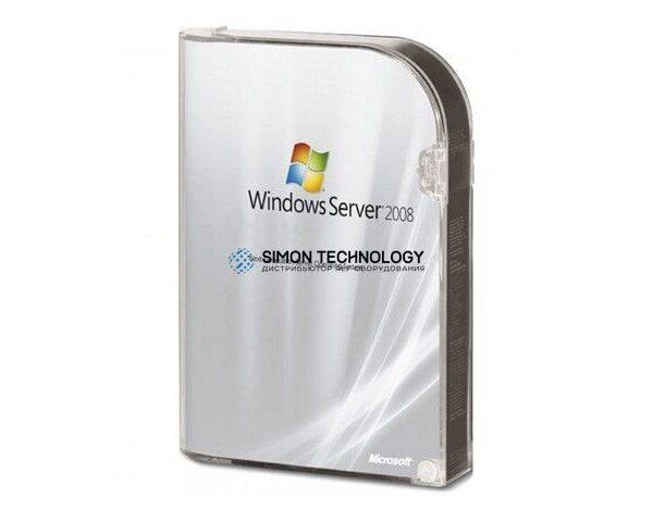 HP HP MS W2008 SBS STD 5 DEV CAL ENG LICENSE (508887-B21)