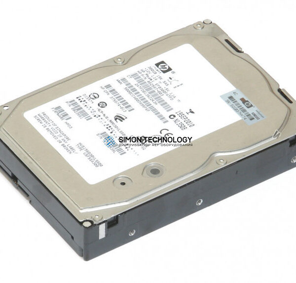 HPE Harddrive 300GB SAS 3.5DP 15K (533871-001)
