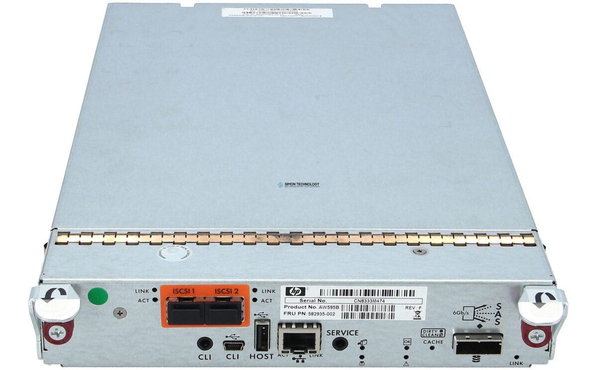 Модуль HP HPE Controller P2000 G3 10GbE iSCSI (582935-001)