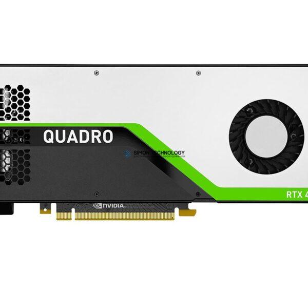 Видеокарта HP NVIDIA Quadro RTX 4000 - Grafikkarten - Quadro RTX 4000 (5JV89AT)