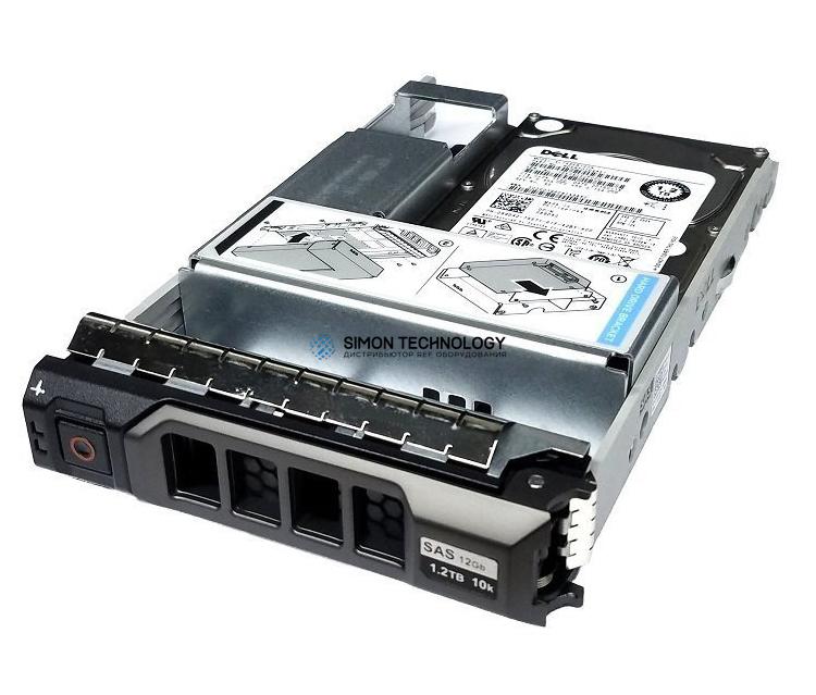 """Dell Dell HDD 1.2TB 2.5/3.5"""" 10K Hyb SAS 12gb/s (5X3CV)"""