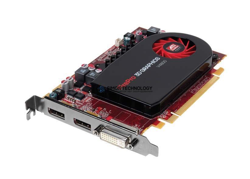 Видеокарта HP SPS-BD Firepro V4800 1GB PCI-e (608887-001)