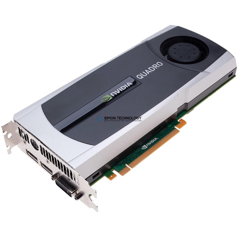Видеокарта HP SPS-BD Quadro 5000 2.5GB PCI-e - Grafikkarte - PCI (616077-001)