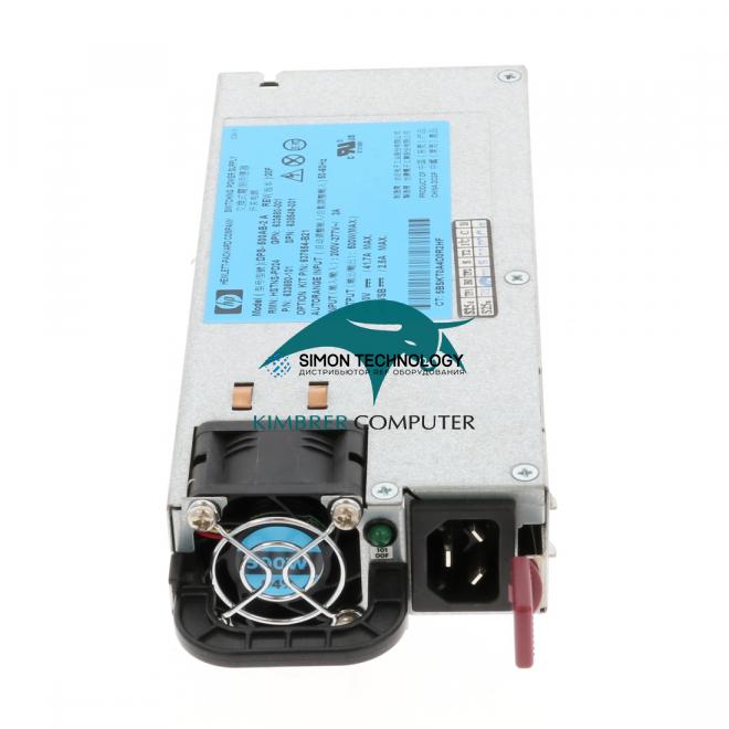 Блок питания HP HP 500w/277V Power Supply (637654-B21)
