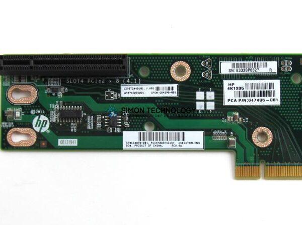 HP HP DL380E G8 PCIE RISER CARD (647406-001)