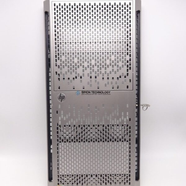 HP HPE Bezel Front w/LOCK KEY (667267-001)