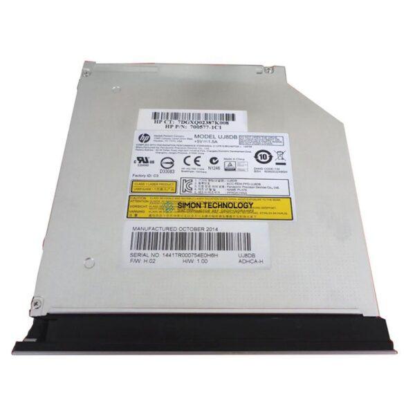 HP HPI DVD Drive Std SM SATA 9.5mm Pana (700577-1C1)