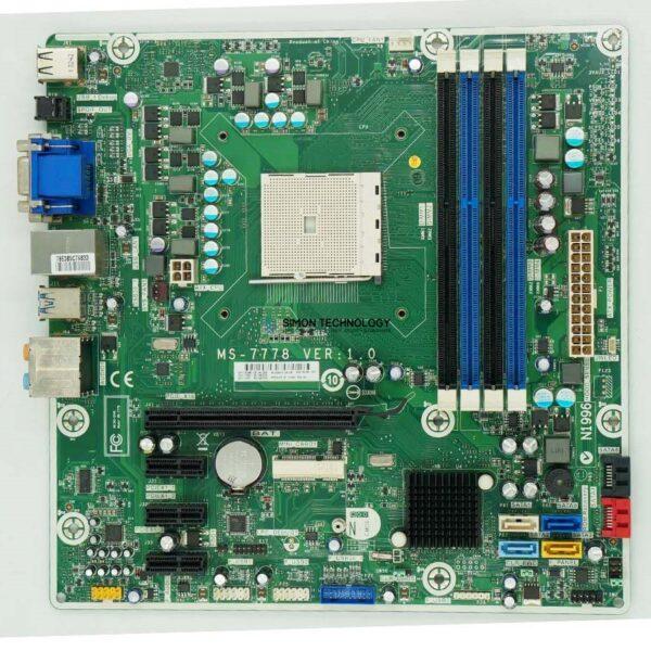 HP SPS-BD SYS Jas AMD FM2 Hud D3 (700846-001)