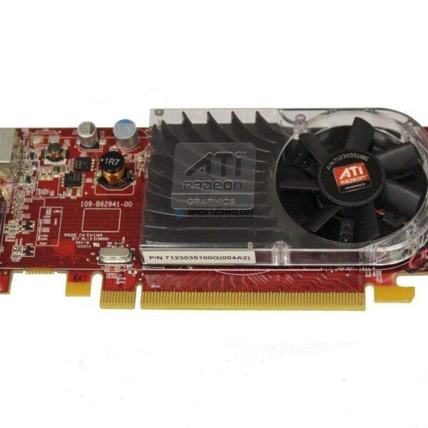 Видеокарта ATI ATI RADEON 256MB PCI EXPRESS DMS-59 S-VIDEO GRAPHICS CARD (7120035100G)