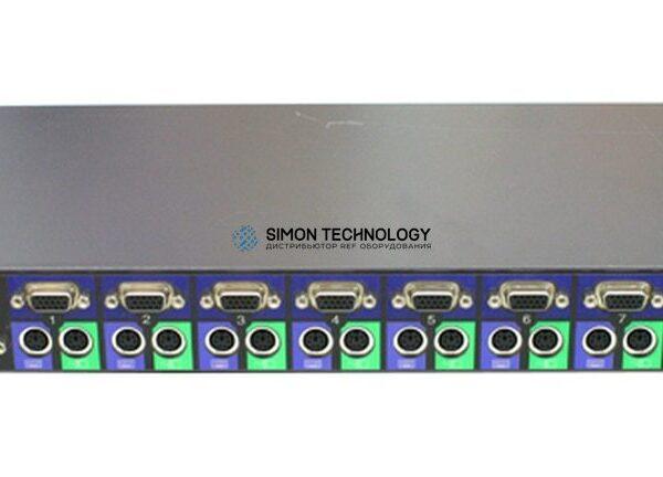 Dell 8 PORT KVM SWITCH (71PXP)