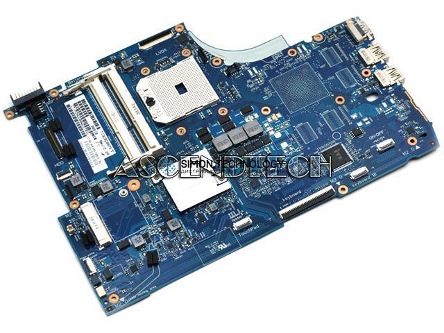 HPI MB UMA A76M W8STD (725057-501)