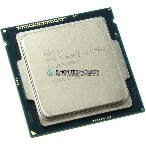 Процессор HPE HPE CPU HSWL 3.3GHz 80W E3-1230 (725283-001)