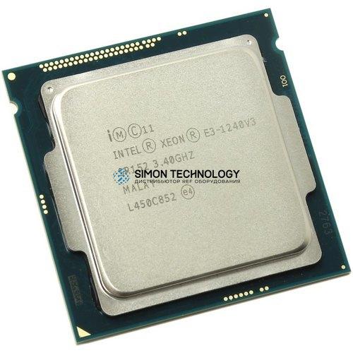 Процессор HPE HPE CPU HSWL 3.4GHz 80W E3-1240 (725284-001)