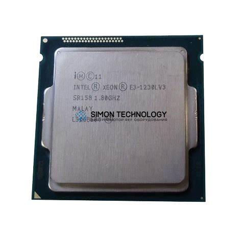 Процессор HPE HPE CPU HSWL 1.8GHz 25W E3-1230 (726769-001)