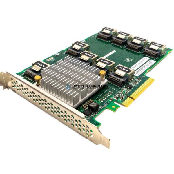 HP HP 12GB DL380 GEN9 SAS EXPANDER CARD (NO CABLES) (727253-001)