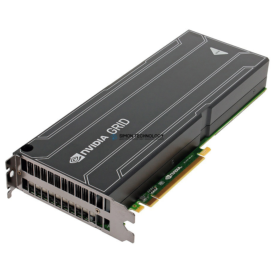 Видеокарта HP HPE nVIDIA GRID K2 PCIe GPU (732635-001)