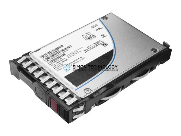 HP 800GB NVMe PCIe Write Intensive SFF 2.5-in SC2 Wty Solid State Drive (736939-B21)