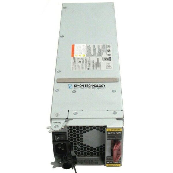 Блок питания HPE 3Par 580W Gold Power Supply (756486-001)
