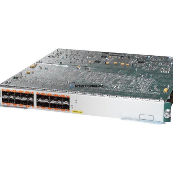 Модуль Cisco Cisco RF 7600 ES+ Line Card. 20xGE SFP w/DFC 3C (7600-ES+20G3C-RF)