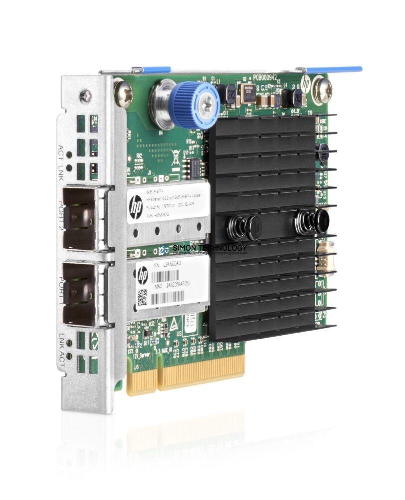 Сетевая карта HP HP Ethernet 10Gb 2-port 546FLR-SFP+ Adapter (779799-B21)