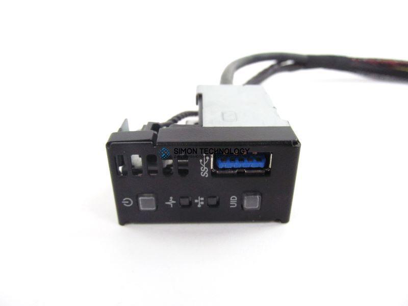 HP HPE PWR/UID w/CBL 8SFF GEN9 (783290-001)
